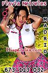 Flavia Meireles Brazilian Shemale