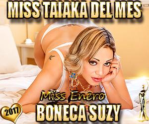 Travestis Miss Taiaka Recomendadas