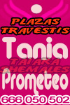 Travestis Bilbao Tania Prometeo