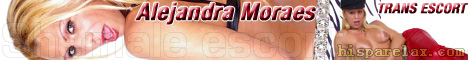 Travesti Madrid Alcante Alejandra Moraes