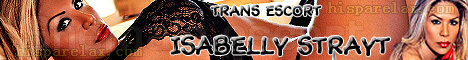 Travestis Barcelona Isabelly Strayt
