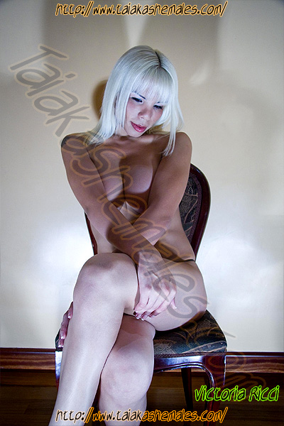 Travestis Madrid Victoria Ricci